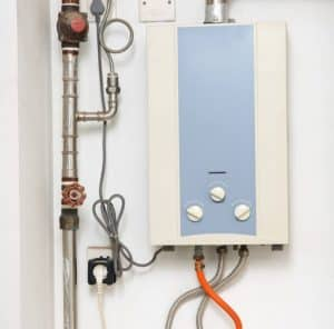 Downey Tankless Water Heater Install